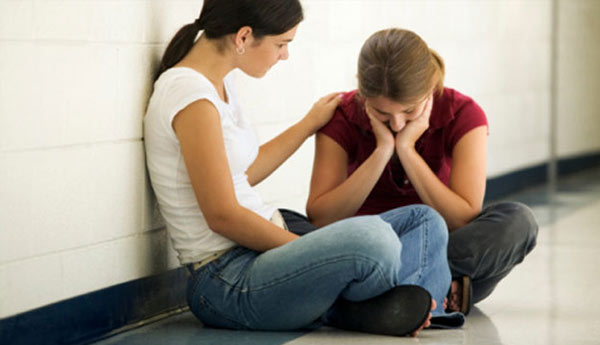 Tips to support person suffering from depression