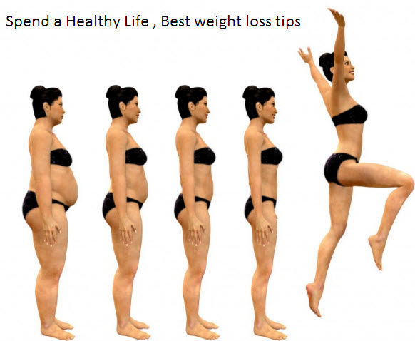 Tips to achieve desired weight loss