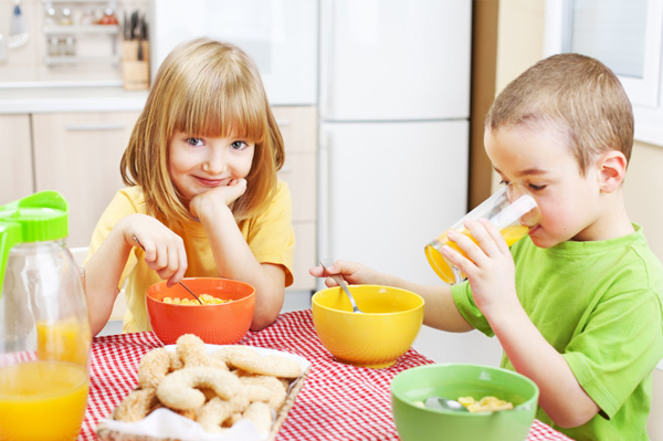 Eating Tips for children - School Age